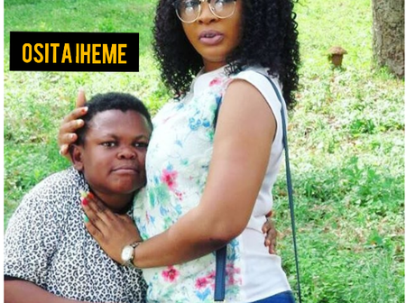 Photos: Check out Moments Nollywood Actor Osita Iheme was Captured with Beautiful Ladies
