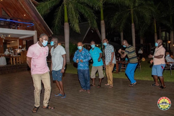 """8ce711012ded4a85aba77b4b97243442?quality=uhq&resize=720 - """"Ghanaian Leaders Are Irresponsible"""" - A Plus Slams Gov't After MPs Were Seen Dancing Together Amid The Massive Increase In COVID-19 Cases"""