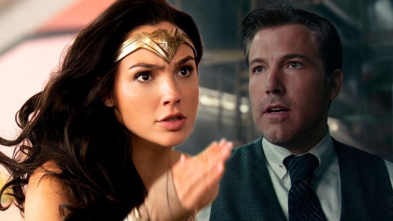 Wonder Woman 1984 Improves Controversial Justice League Scene