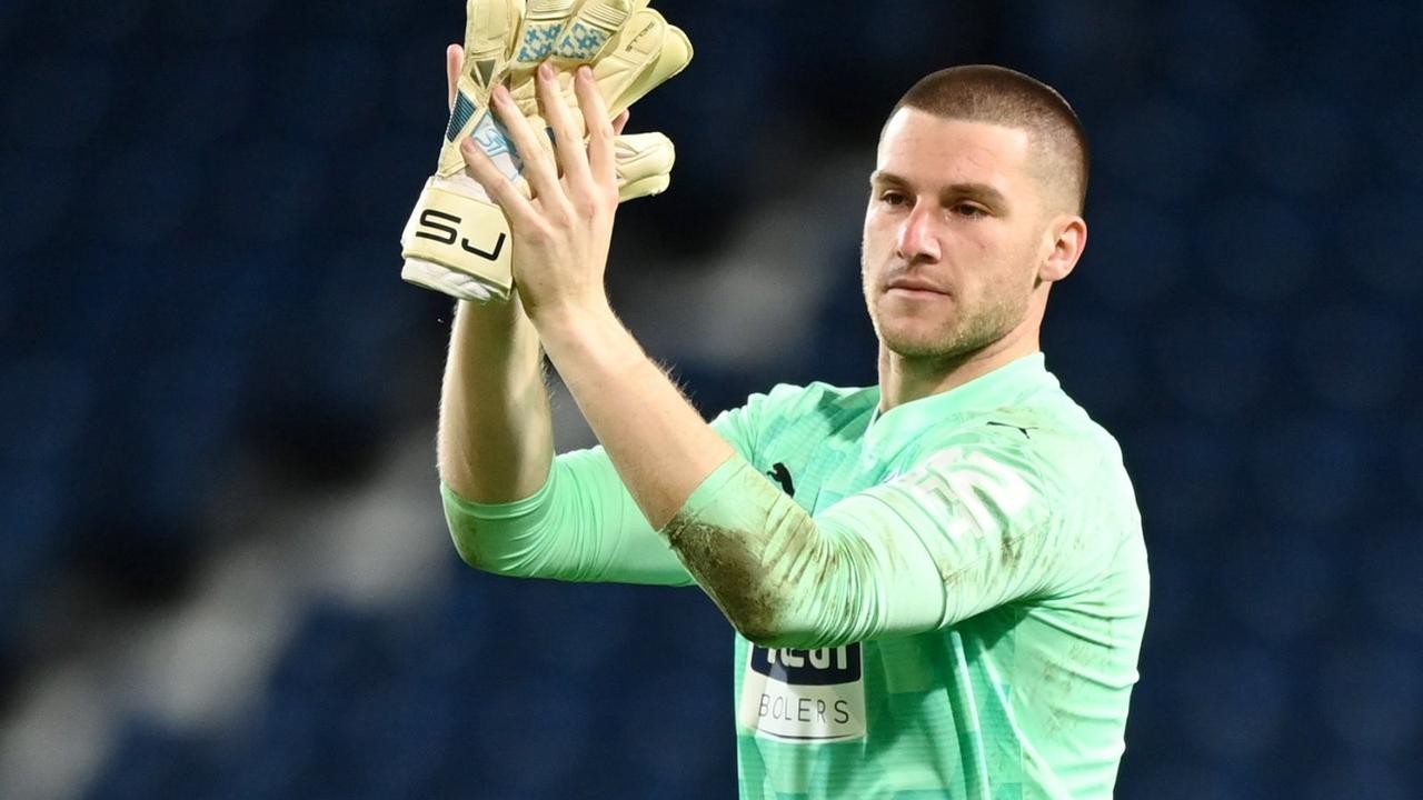 Significant update emerges involving West Brom and Sam Johnstone