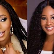 Video: Watch Erica's reaction the moment she saw Nollywood actress Dakore