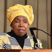 Nkosazana Dlamini-Zuma extends the national state of disaster