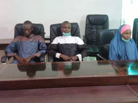 They Put Us In Motor Bikes & Dropped Us In A Village Close To The Road - Freed Kaduna Student