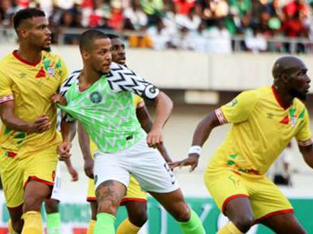 AFCON QULIFIERS: Benin Plot Super Eagles of Nigeria Downfall As they Leave By Boat To Cotonou