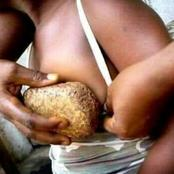 Ancient Practice That Ladies Use In Reducing Breast Size
