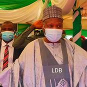 The Gombe State Governor's delegation met with a severe accident, On Their Way Back Home From Bauchi