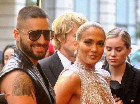 "The wait will be worth it!  Maluma shares a dance with JLo to announce that ""Marry Me"" is postponed"