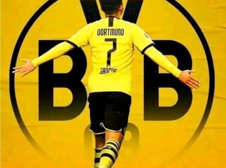 Reason why Jadon Sancho should not join Manchester United
