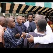 Après l'affaire de Yodé et Siro, une photo de Gbagbo et les artistes réapparaît sur la toile