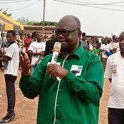 OUMÉ/Législatives 2021, Lagui Joachim dénonce et prévient: «Nous préserverons notre victoire»