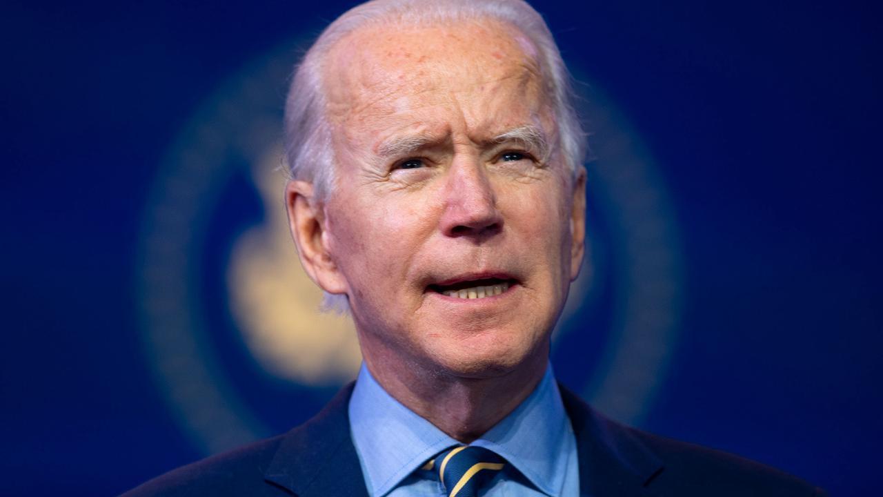 The latest on Biden's transition
