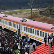 Uhuru, Raila Set For Maiden Mombasa To Kisumu Train Ride