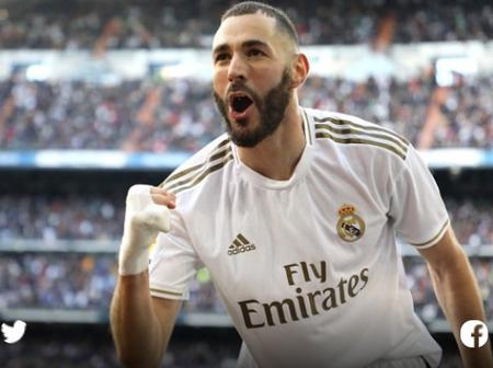 'Benzema the best of his generation'