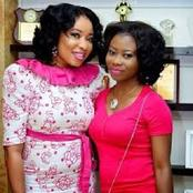 Meet Nollywood Star, Liz Anjorin And Her Lovely Daughter, Rotimi