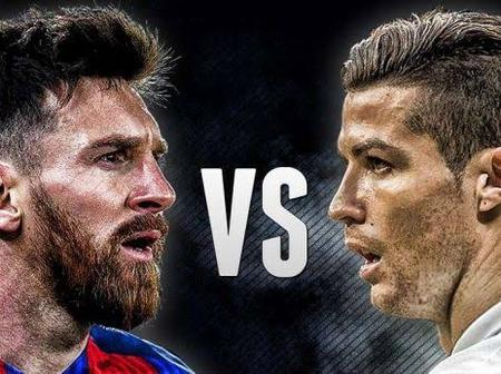 Messi or Ronaldo which is your Favourite?