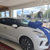 Top News : Idols SA Winner Zama Buys Herself A New Car !