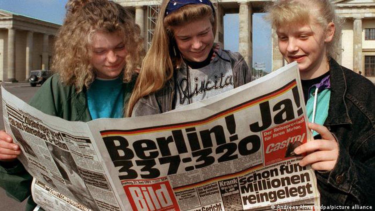 Berlin, Berlin, wir ziehen nach Berlin!