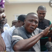 Government Wants Me Dead, But Pays Boko Haram And Bandits - Sunday Igboho Cries Out
