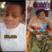 Whoever wishes me Ada Jesus's sickness, may it be your portion hundred times - Ella Ada fires
