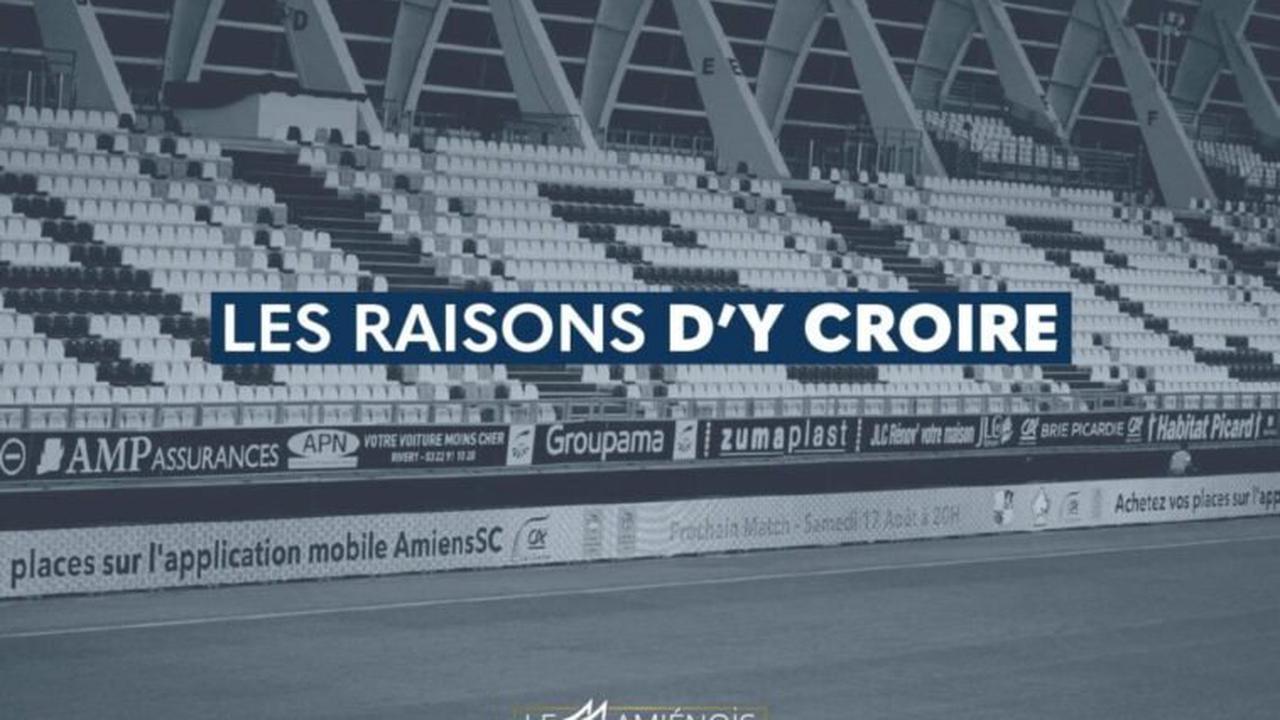 [J37] Amiens SC - Niort : Les raisons d'y croire