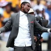 Rulani Mokwena Reunited With Eccentric Ex Orlando Pirates Star