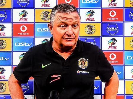 No three points for Chiefs on Sunday's Soweto Derby, Gavin Hunt