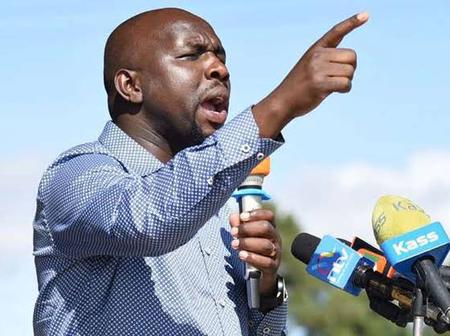 Government Officials Come Visiting DP Ruto At Night, Kipchumba Murkomen Claims