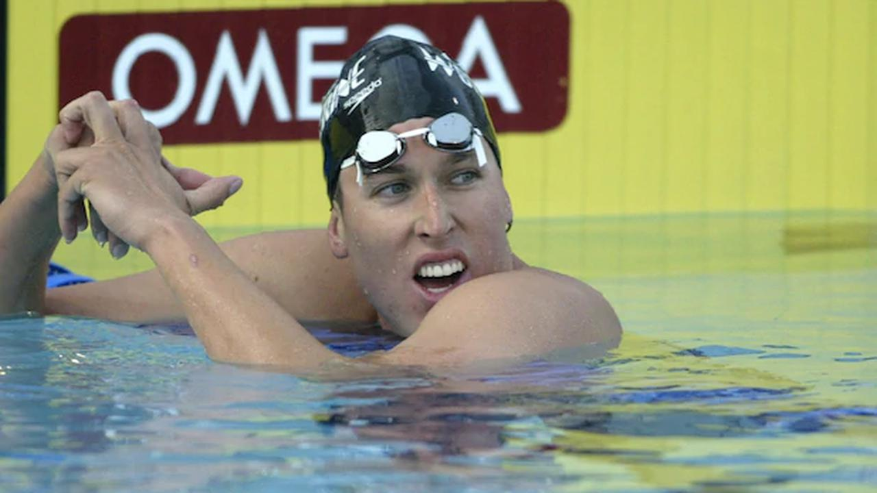 Olympic Swimmer Klete Keller Charged in Capitol Riot