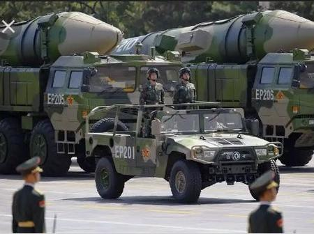 Check Out This Thailand Heavy Military Weapons