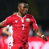 Harambee Stars Winger Ayub Timbe To Play With Andres Iniesta In The Same Team