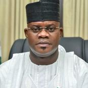2023 Presidency: If I'm On The Ballot For 2023, I Will Defeat Whoever Will Confront Me- Kogi Gov.
