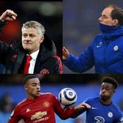 Manchester United could break 13 years old Chelsea record in their next EPL game.
