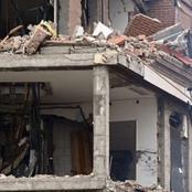 Espagne : forte explosion dans un bâtiment en plein centre de Madrid, au moins trois morts