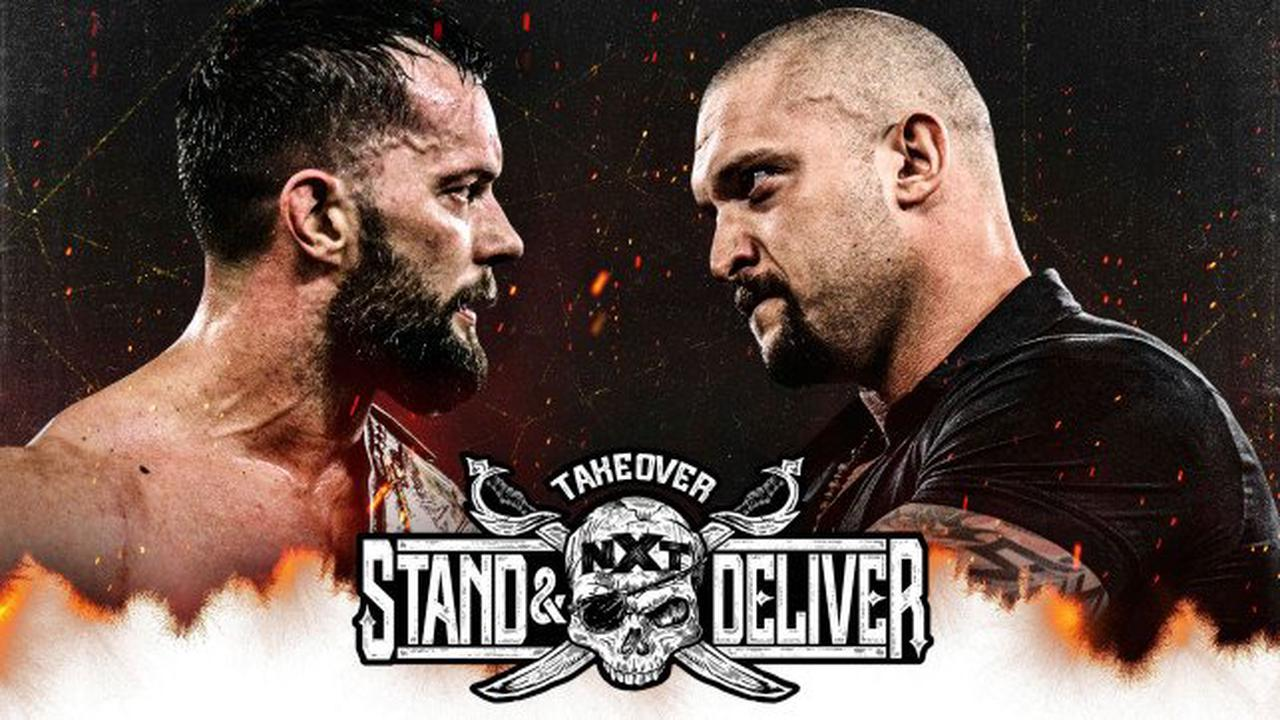 NXT TakeOver: Stand & Deliver night 2 preview: UK start time, matches, streaming