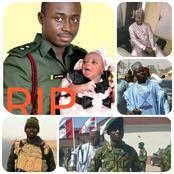 More Pictures Of The Handsome Officer That Was Killed By Boko Haram Yesterday