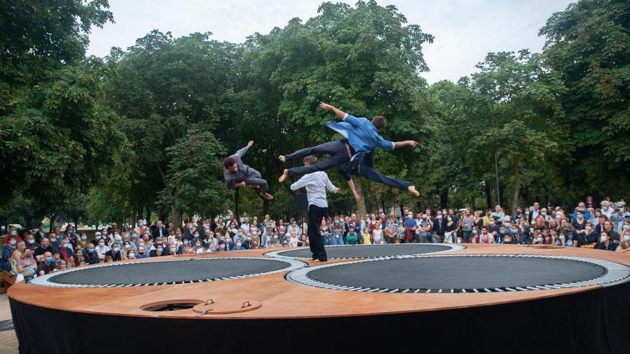 Furies: ils ont fait leur cirque avec un trampoline