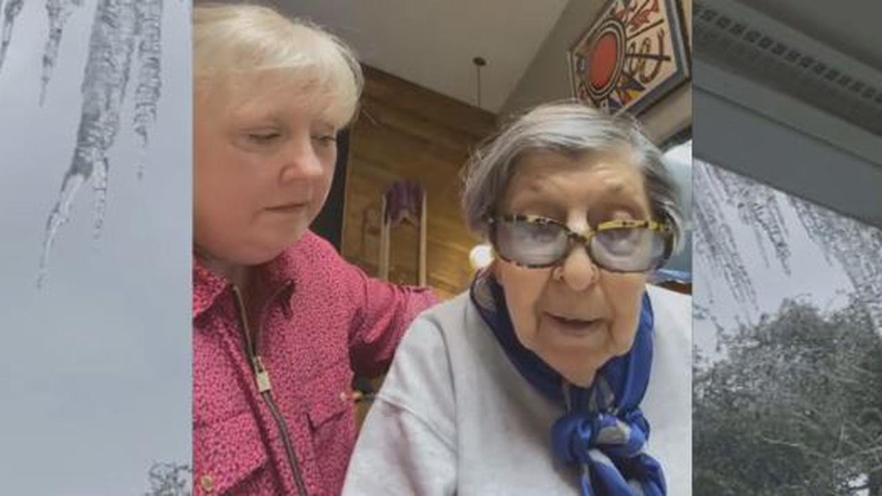 97-year-old recounts being saved from home by AFD after days with no power, heat