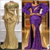 Dear Ladies, Check Out These 25 Latest 2021 Lace Fashion Styles