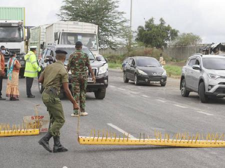 GSU Police Should Be celebrated For Effectively Manning Barricades