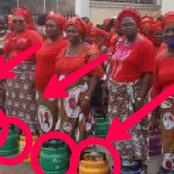 See What A Senator Gave As Empowerment Items To Women In Anambra That Causes Reactions