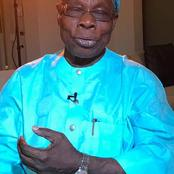 Chief Olusegun Obasanjo Is A Year Older Today, Checkout How Old He Is Today (Photos)