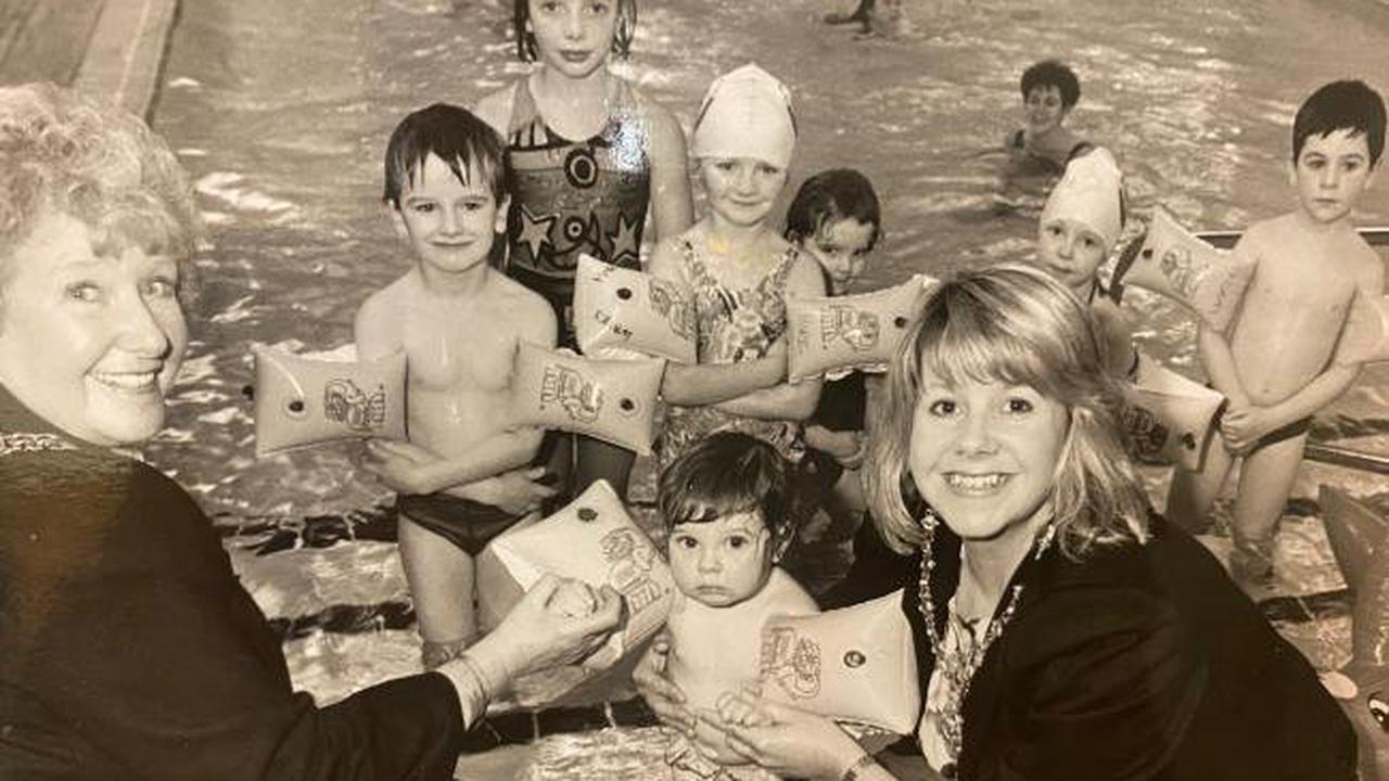 Opening day at popular Daisyfield pool in Blackburn