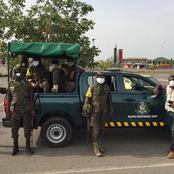 Techiman immigration checkpoint has intercepted over 50 illegal immigrants from crossing the border.