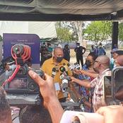 It's Safe; Mahama Says As He Takes His Vaccine Publicly