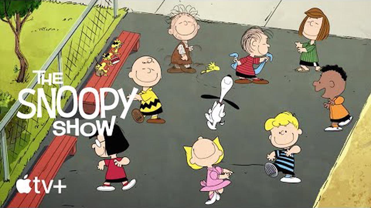 Le Snoopy Show (Apple TV+) se dévoile dans une bande-annonce