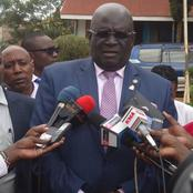 Why Magoha Is Adamant To Close Schools