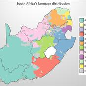 Top Five Most Spoken Languages in South Africa, See No.3 was unexpected