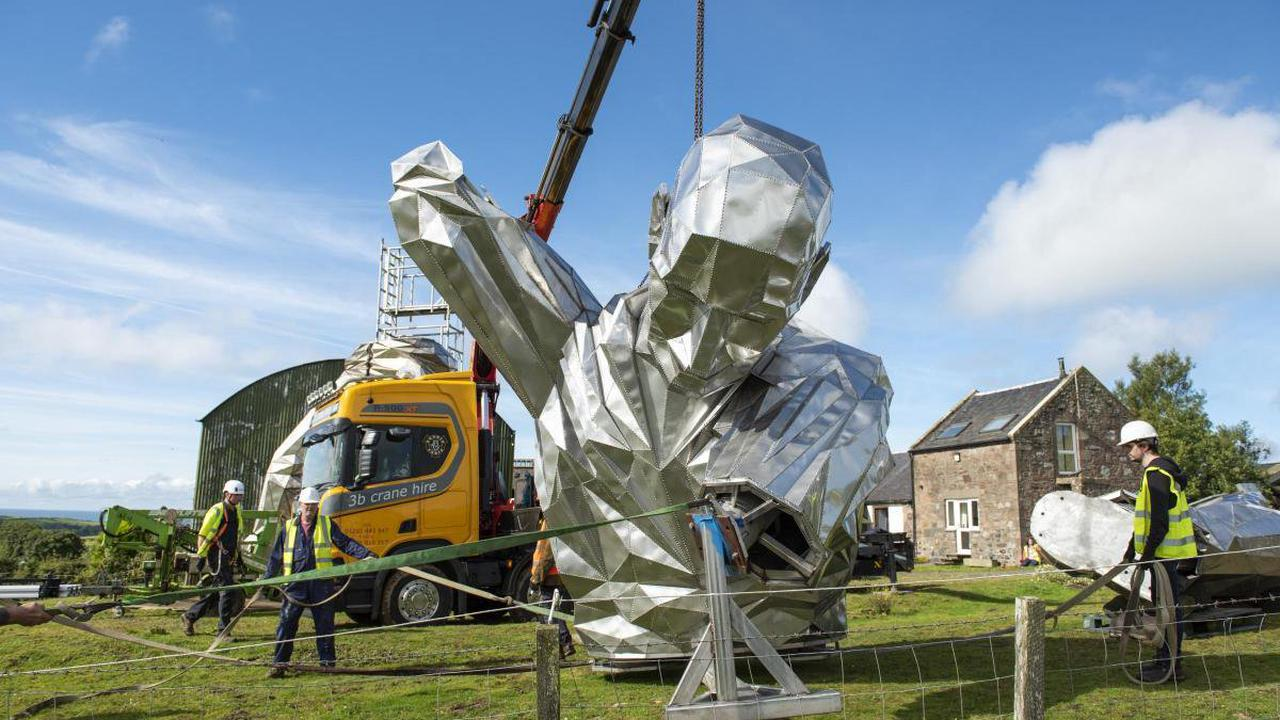 £600k sculpture project backed unanimously by councillors