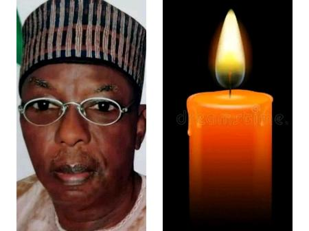 A Powerful Nigerian Politician, Son And Security Aide Perish In A Tragic Road Accident.