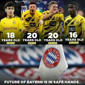 The Future Of Bayern Is In safe Hands